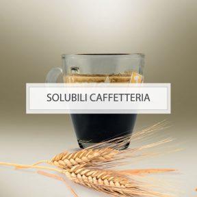 Solubili caffetteria